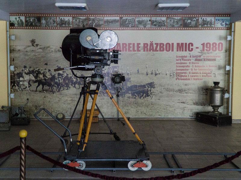 Exploring Moldova-Film: Pioneer Media