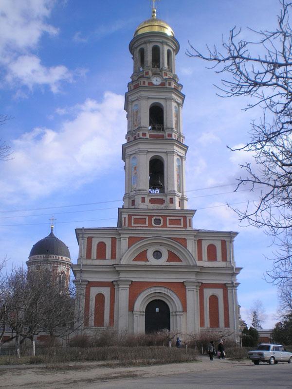 Belltower-at-Kitskany-Monastery-by-Alexander-Sokolov