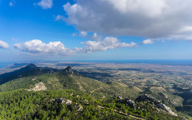 Karpass-Peninsula-As-Seen-From-Kantara-Castle