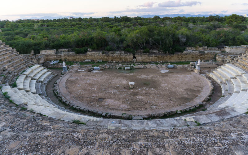 The-Roman-Amphitheatre-at-Salamis