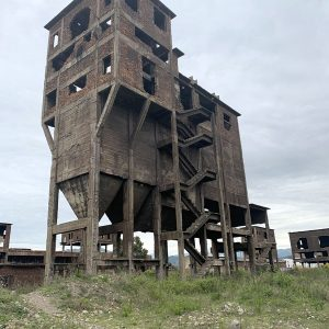 Albania - Abandoned Factory Complex 5