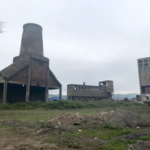 Albania - Abandoned Factory Complex 6