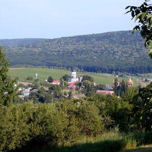 Moldova Capriana Monastery town