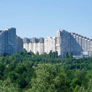 Moldova Chisinau City Gates