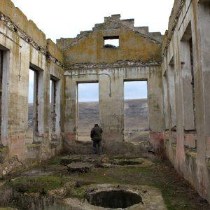 Moldova ruins
