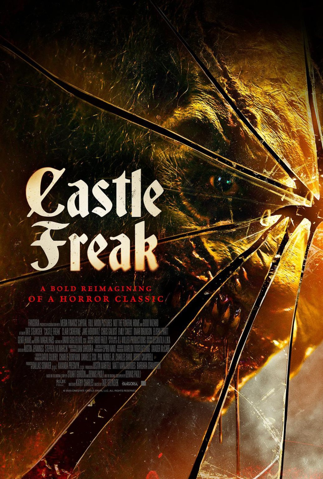 """Produced in Albania: """"Castle Freak"""" to be Released on VOD in December"""