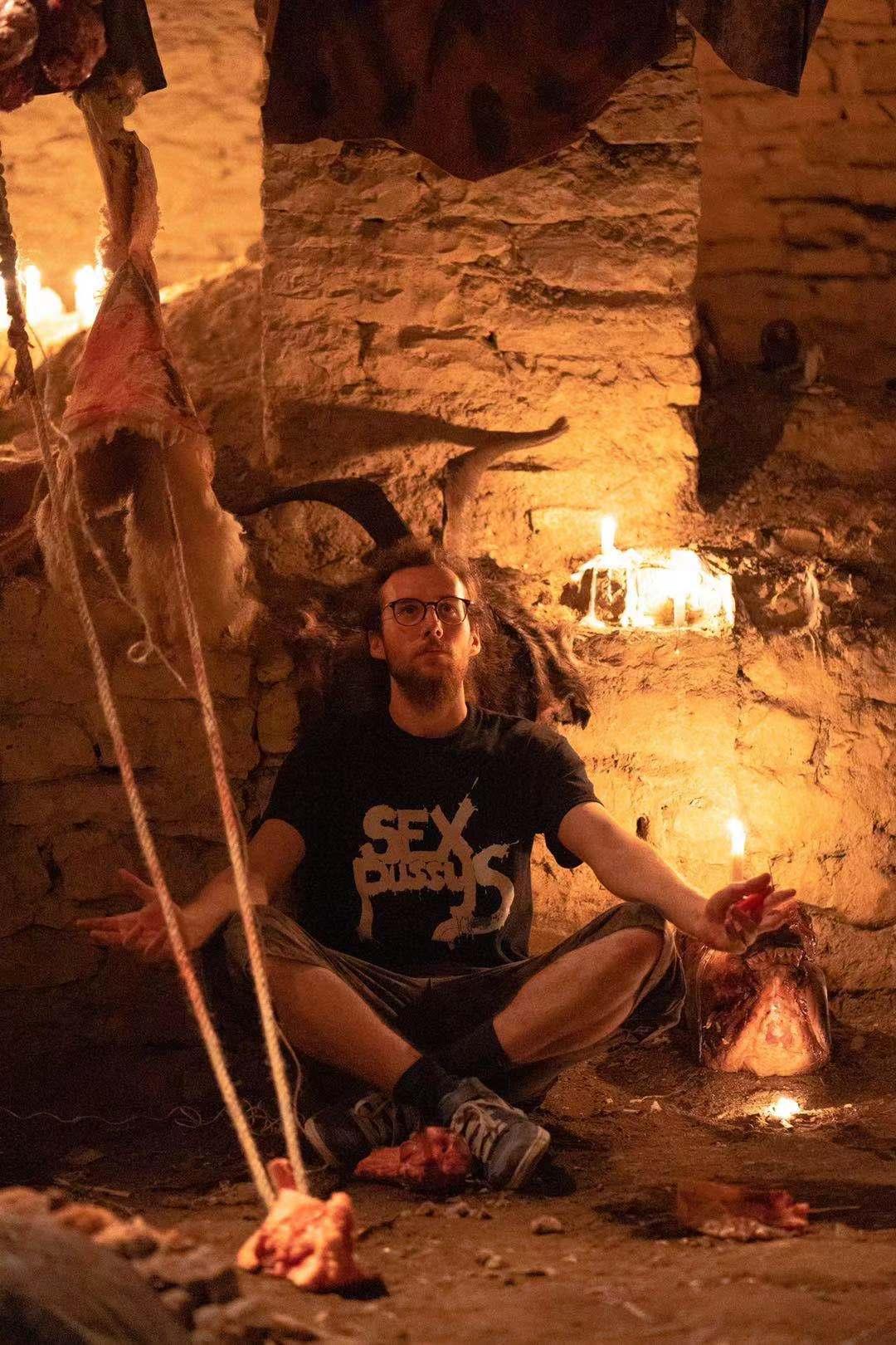 Interview: Castle Freak Remake Prop Master, Rei Pema